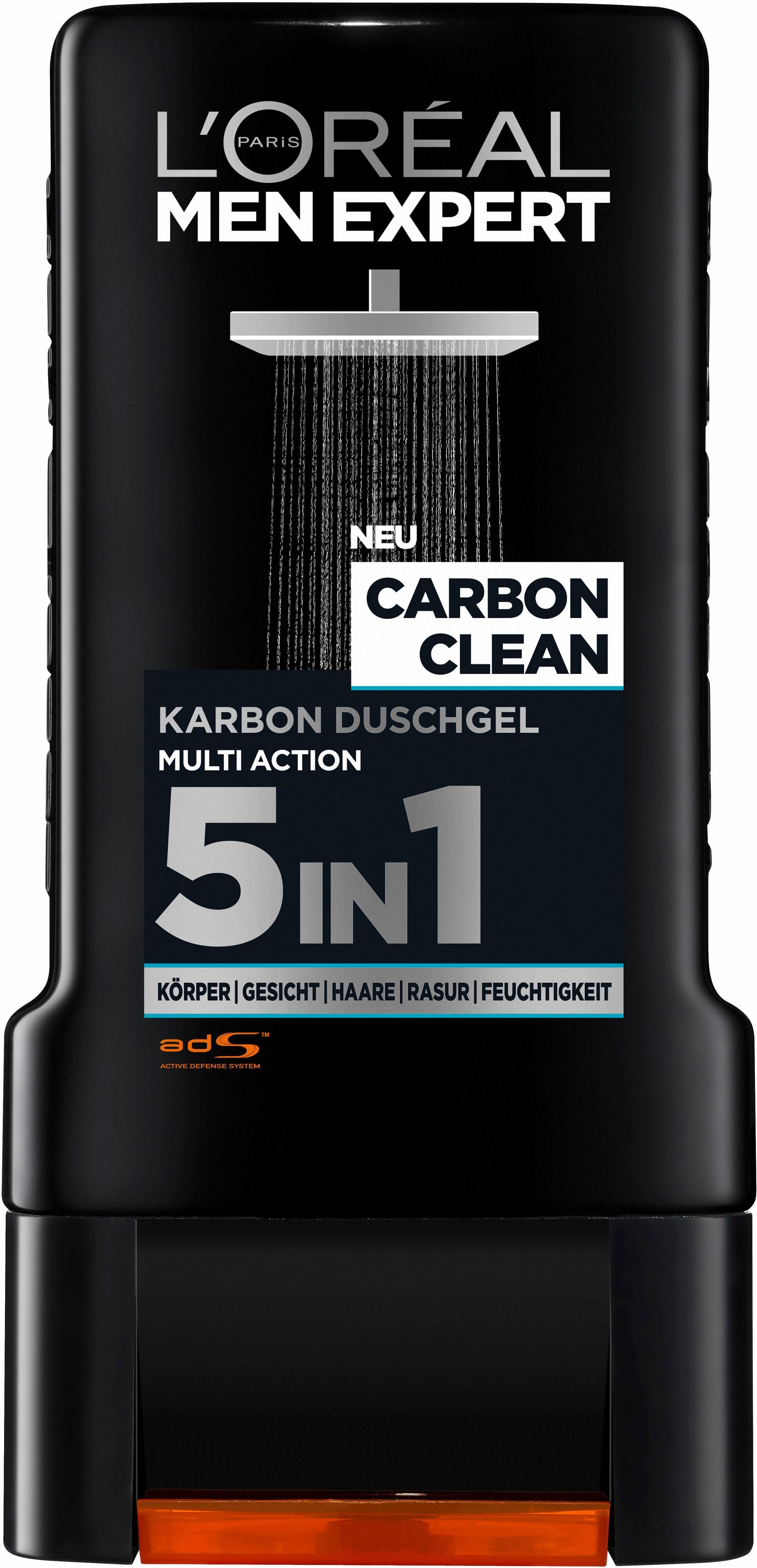 L'Oréal Paris Men Expert, »Men Expert Duschgel Carbon Clean«, Duschgel