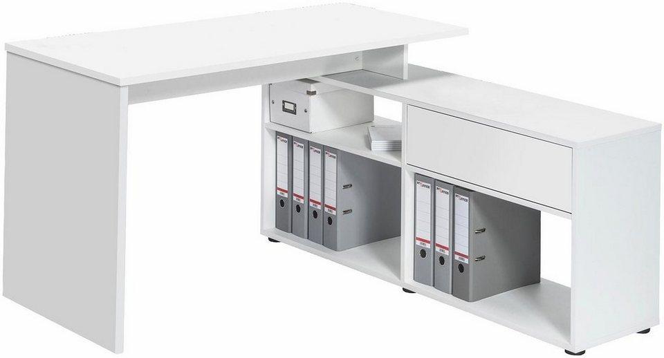 Maja Möbel Eck-Schreibtisch »4019« online kaufen | OTTO