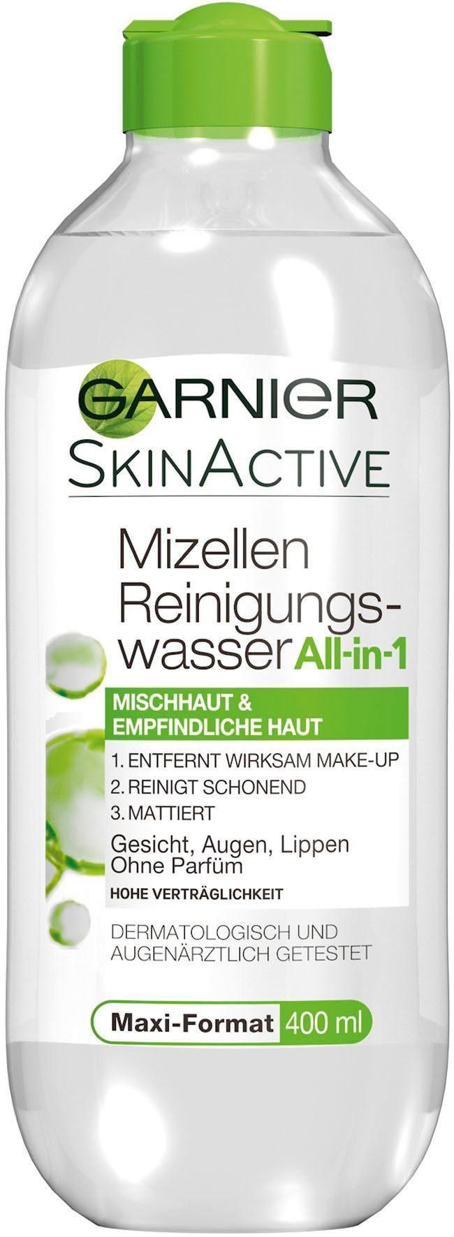 Garnier, »Mizellen Gesichtswasser Mischhaut«, Gesichtsreinigung