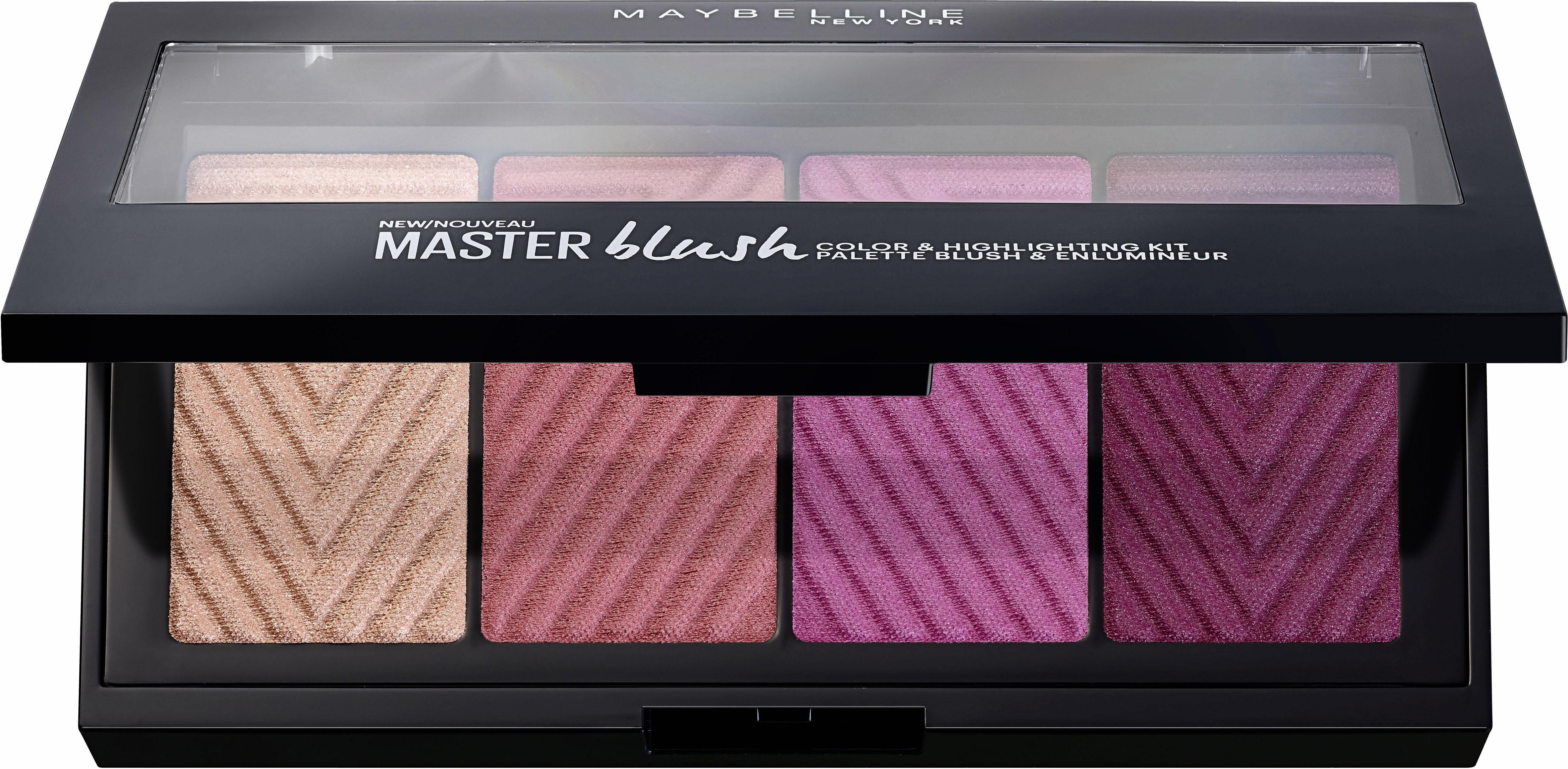 Maybelline New York, »Master Blush Palette«, Blush