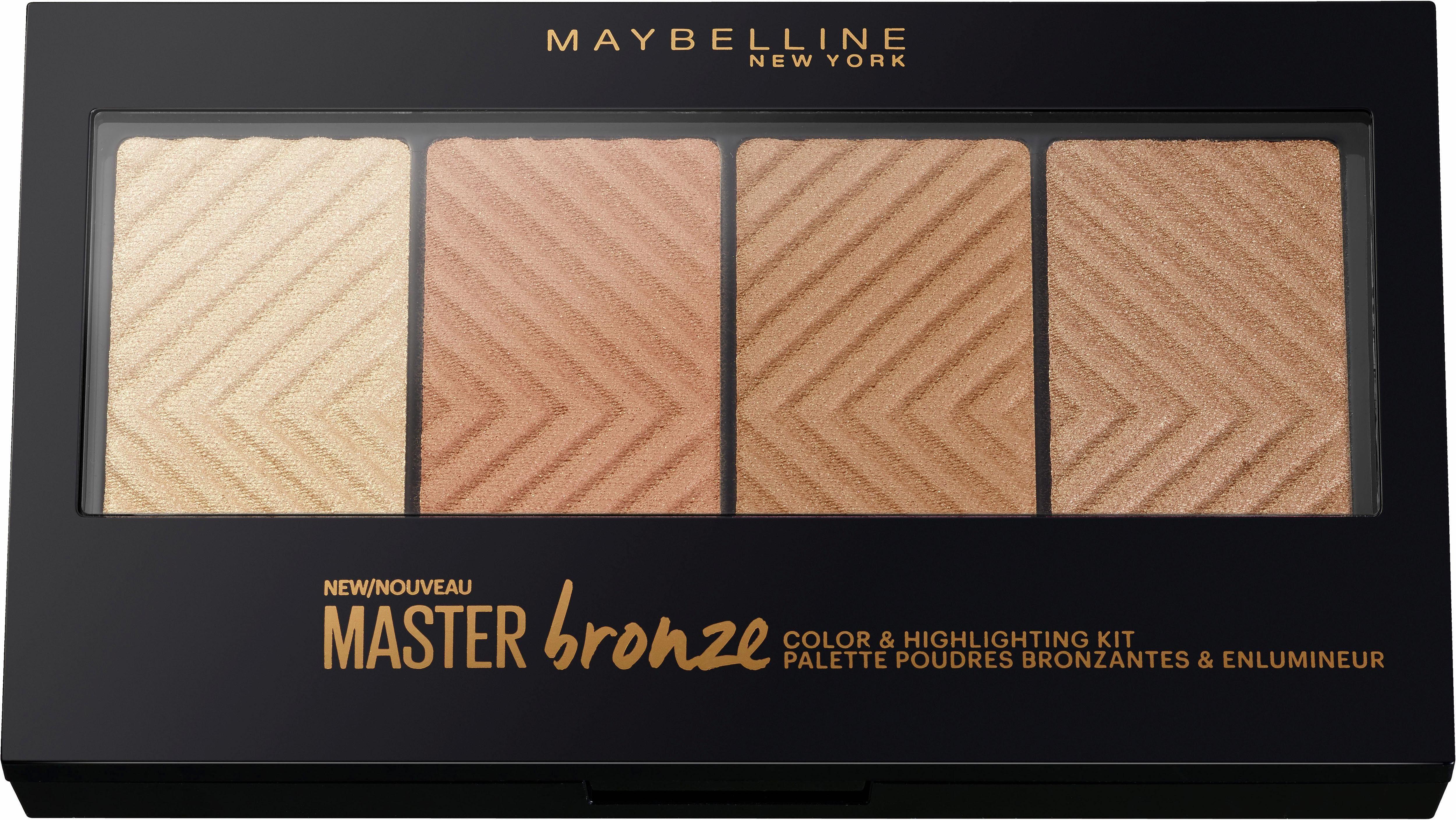 Maybelline New York, »Master Bronze Palette«, Puder