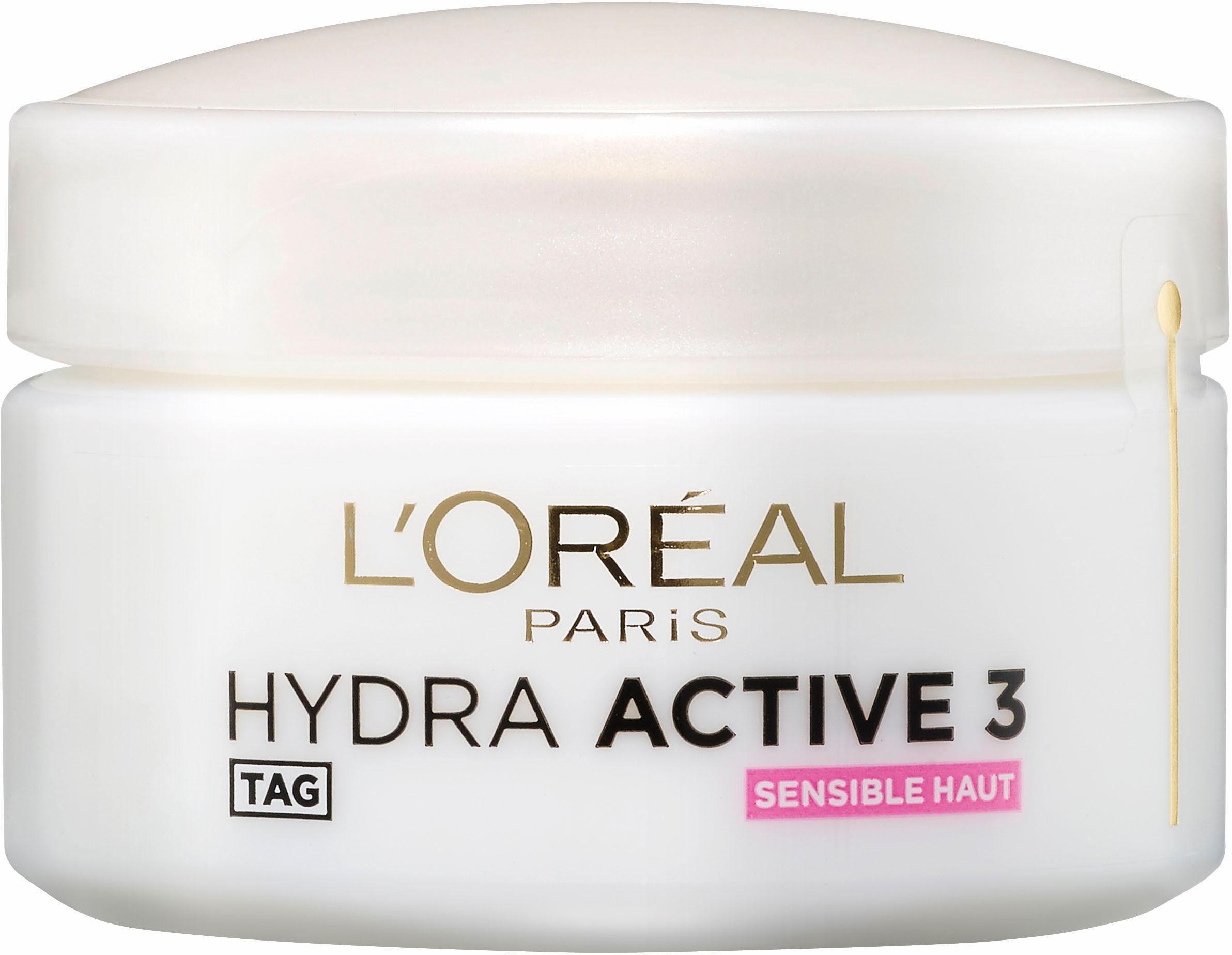 L'Oréal Paris, »Hydra Active 3 sehr trockene und sensible Haut«, Gesichtspflege