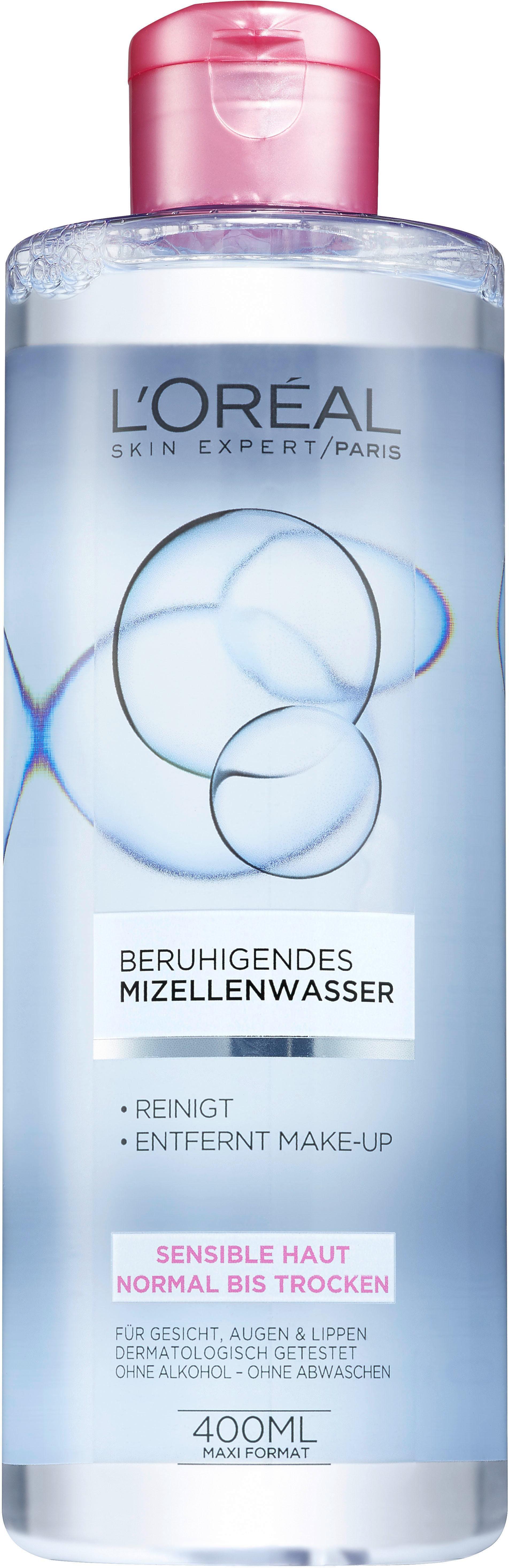 L'Oréal Paris, »Mizellenwasser Sensitiv«, Gesichtsreinigung
