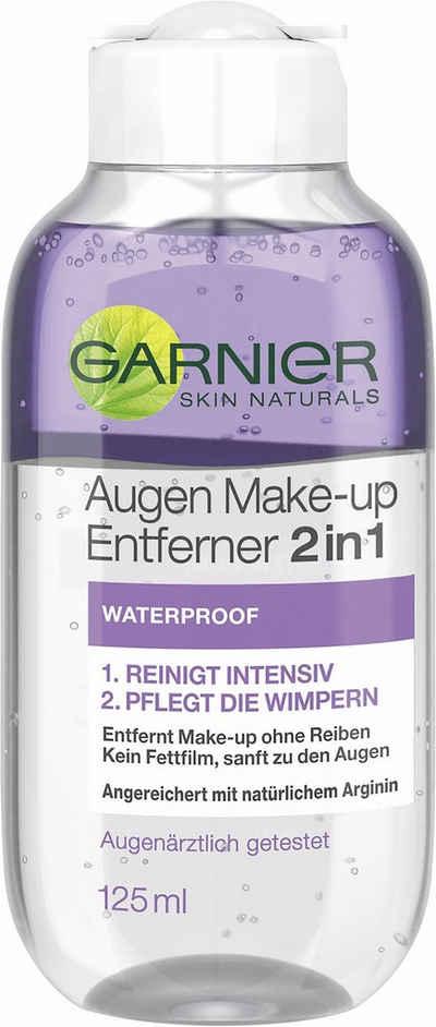 GARNIER Augen-Make-up-Entferner, mit 2-Phasen-Wirkung