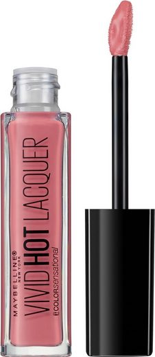 MAYBELLINE NEW YORK Lippenstift »Color Sensational Vivid Hot Laquer«