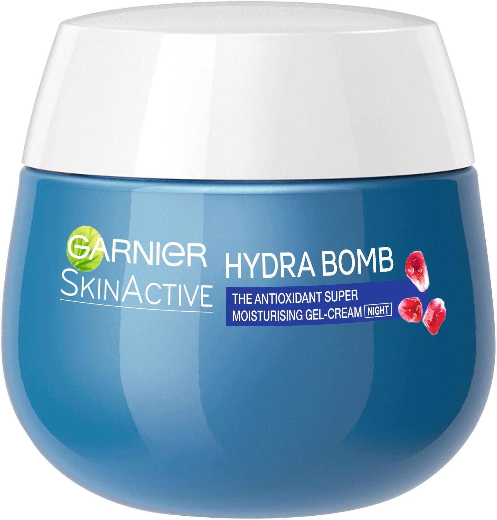 Garnier, »Hydra Bomb Nachtpflege«, Gesichtspflege