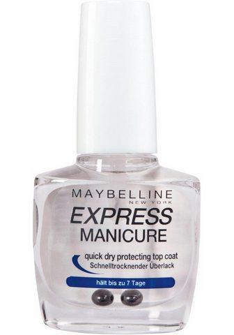 "MAYBELLINE NEW YORK Überlack ""Express Manicure&q..."