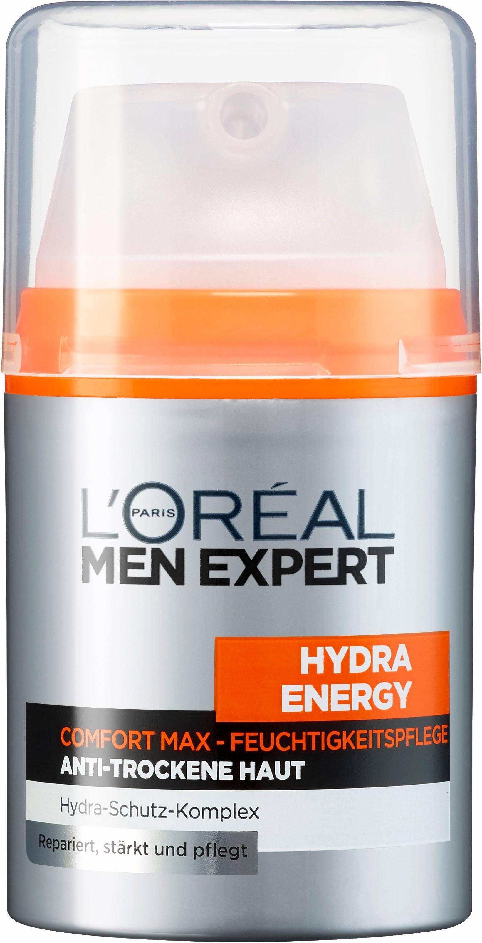L'Oréal Paris Men Expert, »Hydra Energy Comfort Max«, Männerpflege
