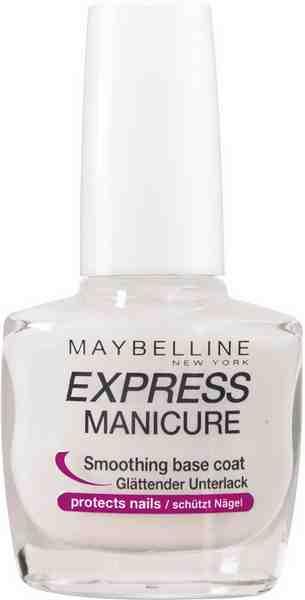 Maybelline New York, »Express Manicure Unterlack«, Nagelpflege