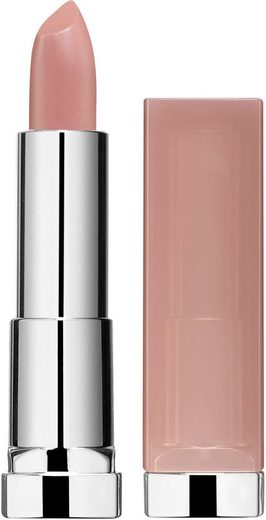 MAYBELLINE NEW YORK Lippenstift »Color Sensational Blushed Nudes«