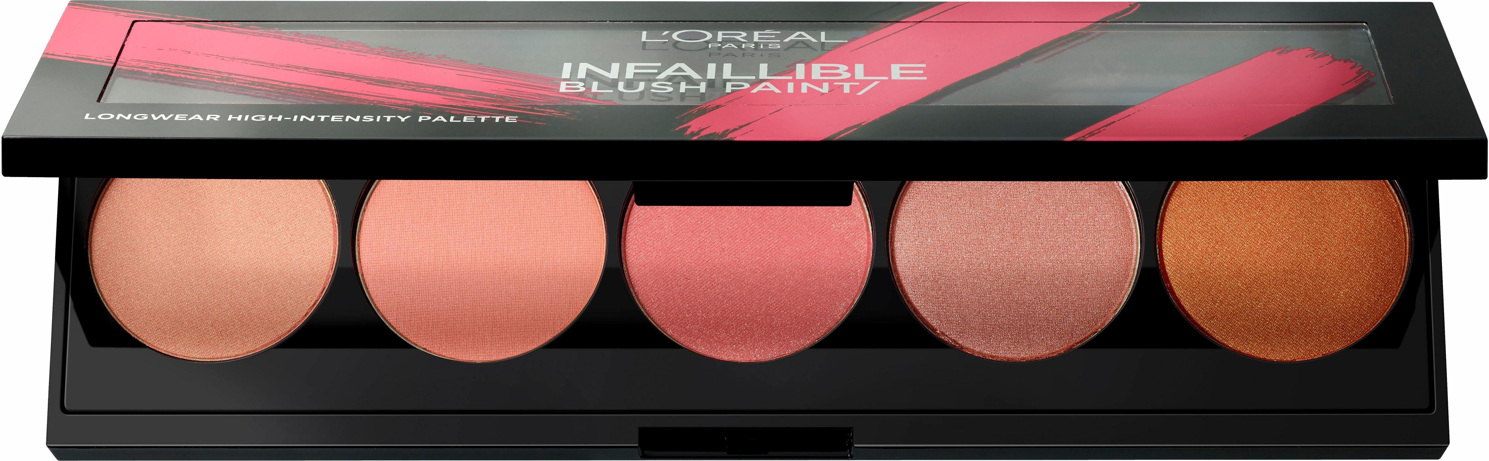 L'Oréal Paris, »Infaillible Blush Paint«, Rouge-Palette