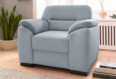 sit&more Sessel mit Federkern