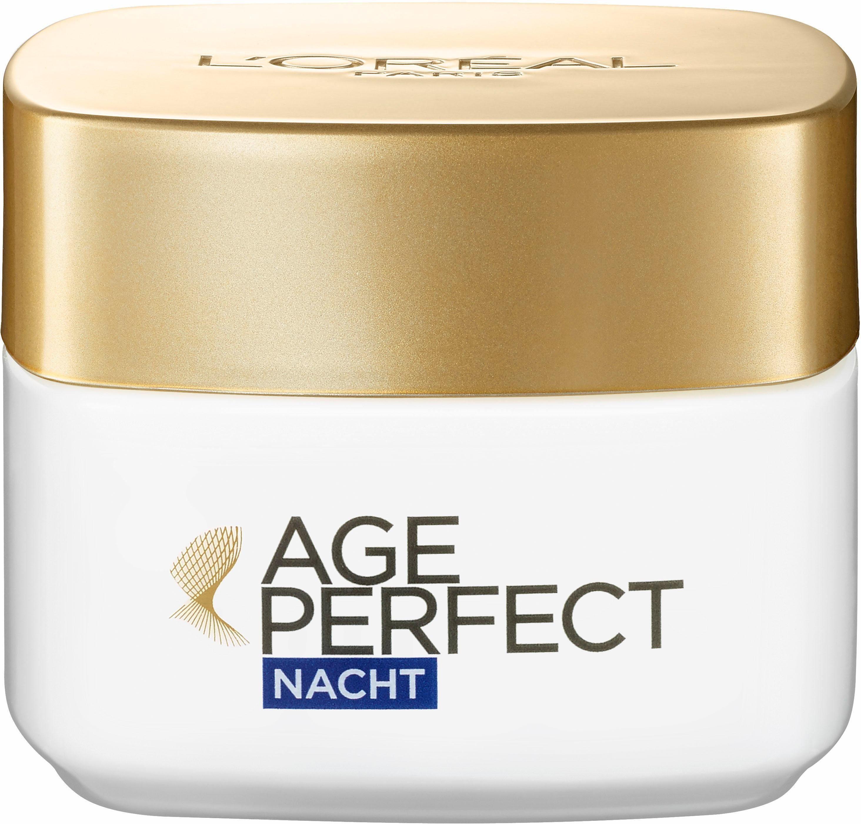 L'Oréal Paris, »Age Perfect m. Soja Nacht«, Gesichtspflege