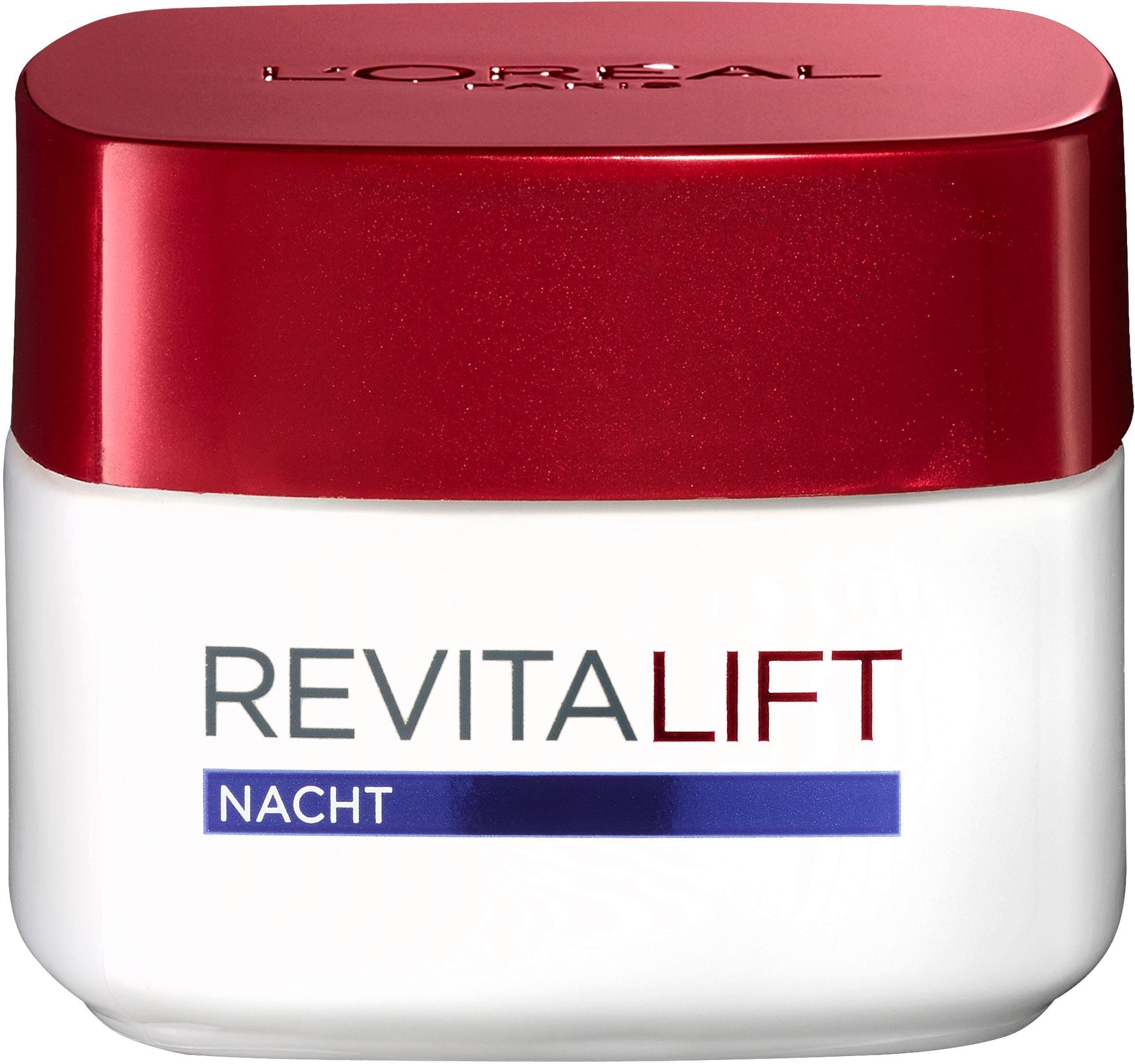 L'Oréal Paris, »RevitaLift Creme Nacht«, Gesichtspflege