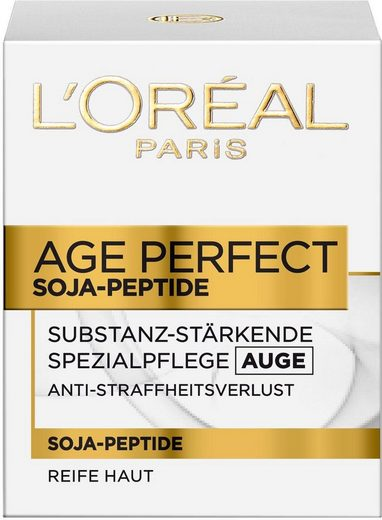 L'ORÉAL PARIS Augencreme »Age Perfect Soja-Peptide«