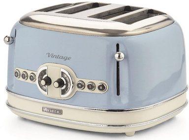ariete toaster vintage f r 4 scheiben 1630 w otto. Black Bedroom Furniture Sets. Home Design Ideas