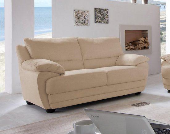Home affaire 2-Sitzer »Nebolo«, in 3 Bezugsqualitäten, auch in NaturLEDER®