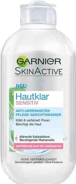 Garnier, »Hautklar Sensitiv Gesichtswasser«, Gesichtsreinigung
