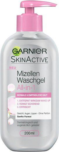 GARNIER Waschgel »Mizellen Cleansing Gel«, normale Haut