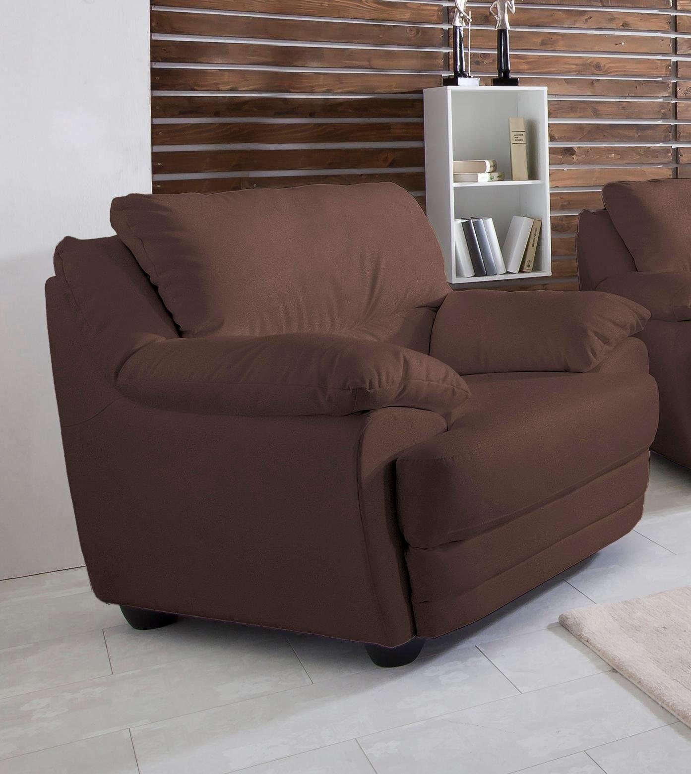 Home affaire Sessel »Nebolo«, in 3 Bezugsqualitäten, auch in NaturLEDER® online kaufen | OTTO