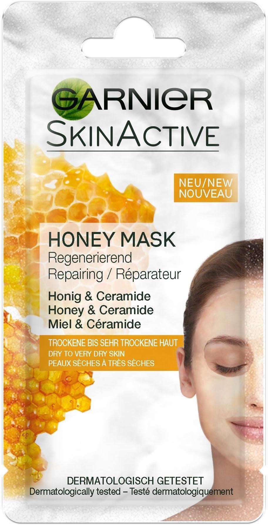 Garnier, »Skin Active Sachet Reparierende Honey Mask«, Gesichtsmaske