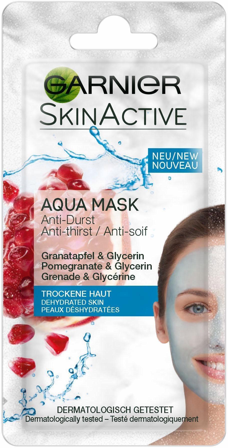Garnier, »Skin Active Sachet Feuchtigkeitsspendende Aqua Mask«, Gesichtsmaske