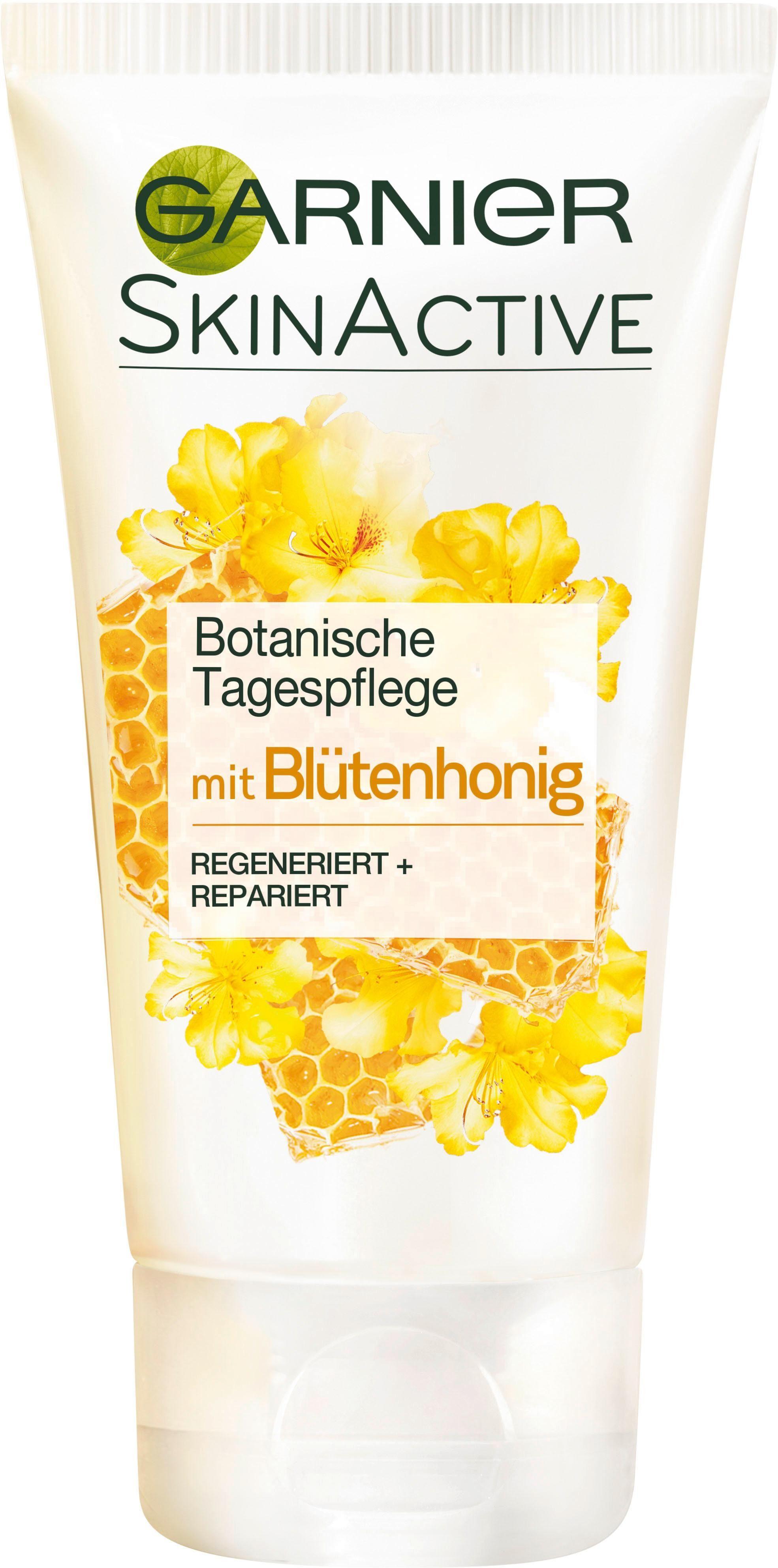 Garnier, »Skin Active Feuchtigkeitscreme Honig«, Gesichtspflege