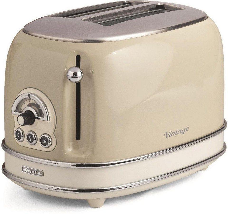 ariete toaster vintage f r 2 scheiben 1630 w otto. Black Bedroom Furniture Sets. Home Design Ideas