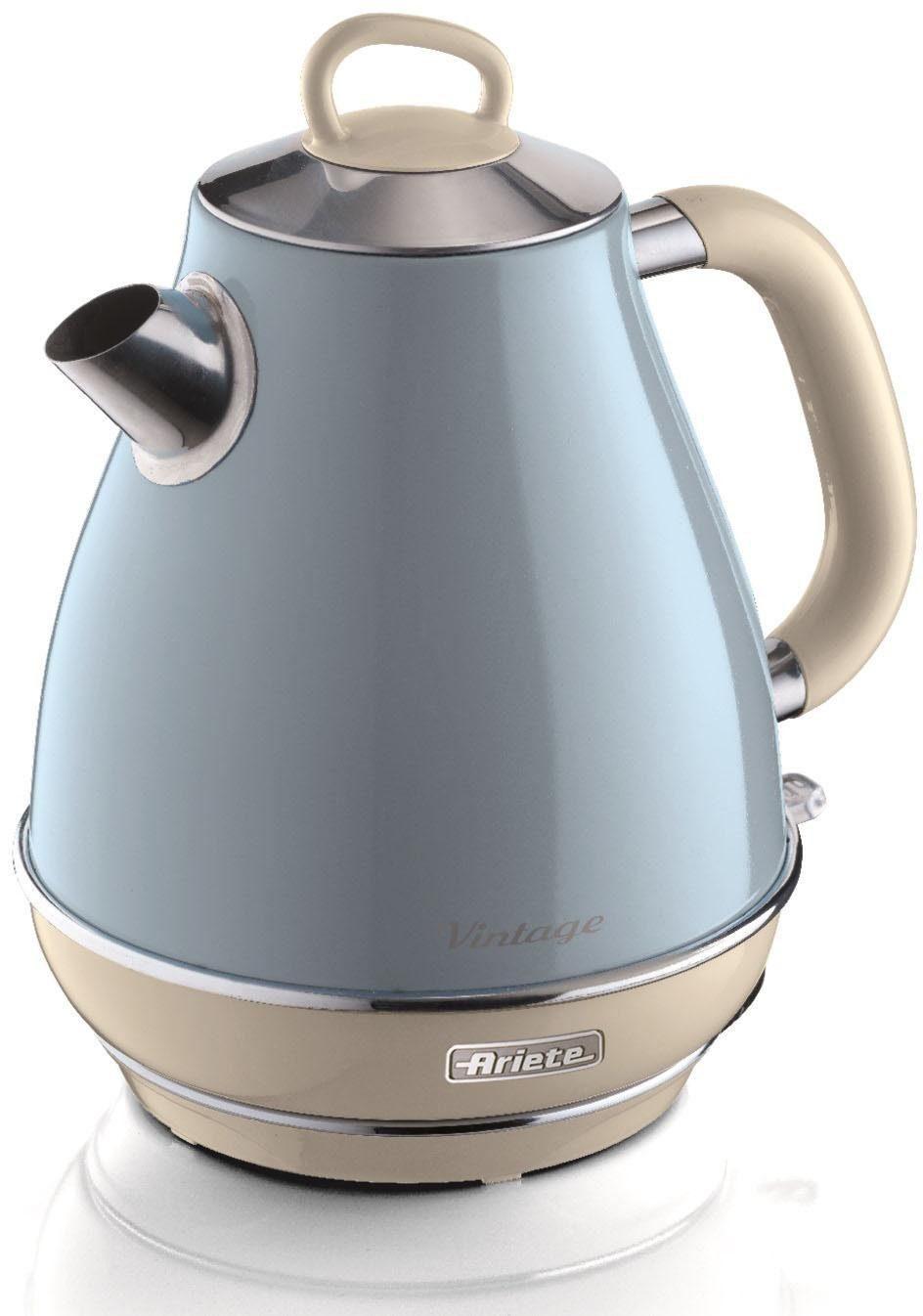 Ariete Wasserkocher 2869BL, 1,7 l, 2200 W