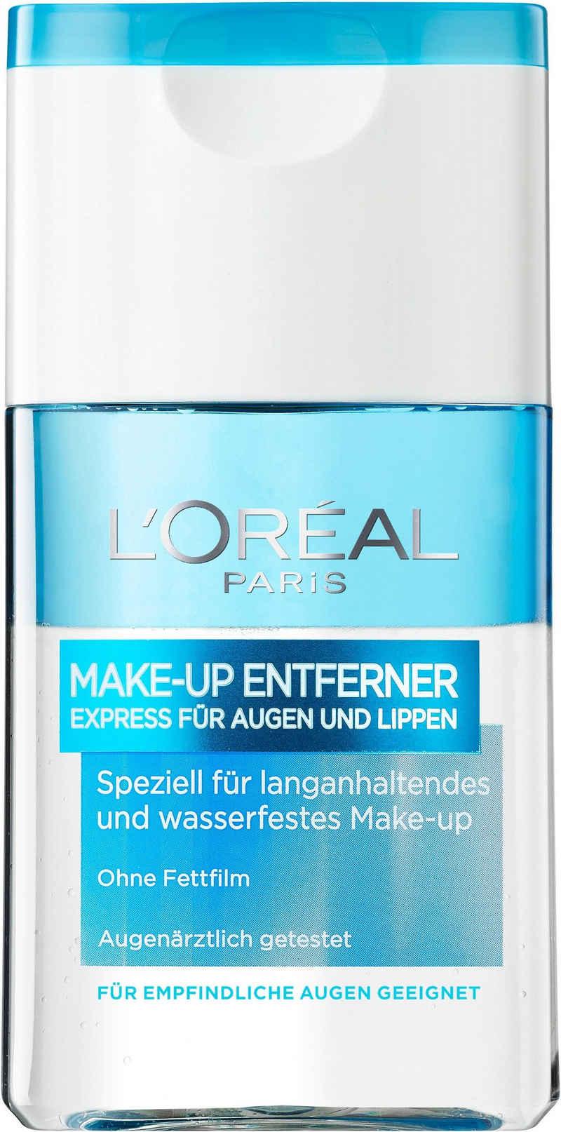 L'ORÉAL PARIS Augen-Make-up-Entferner »Waterproof«