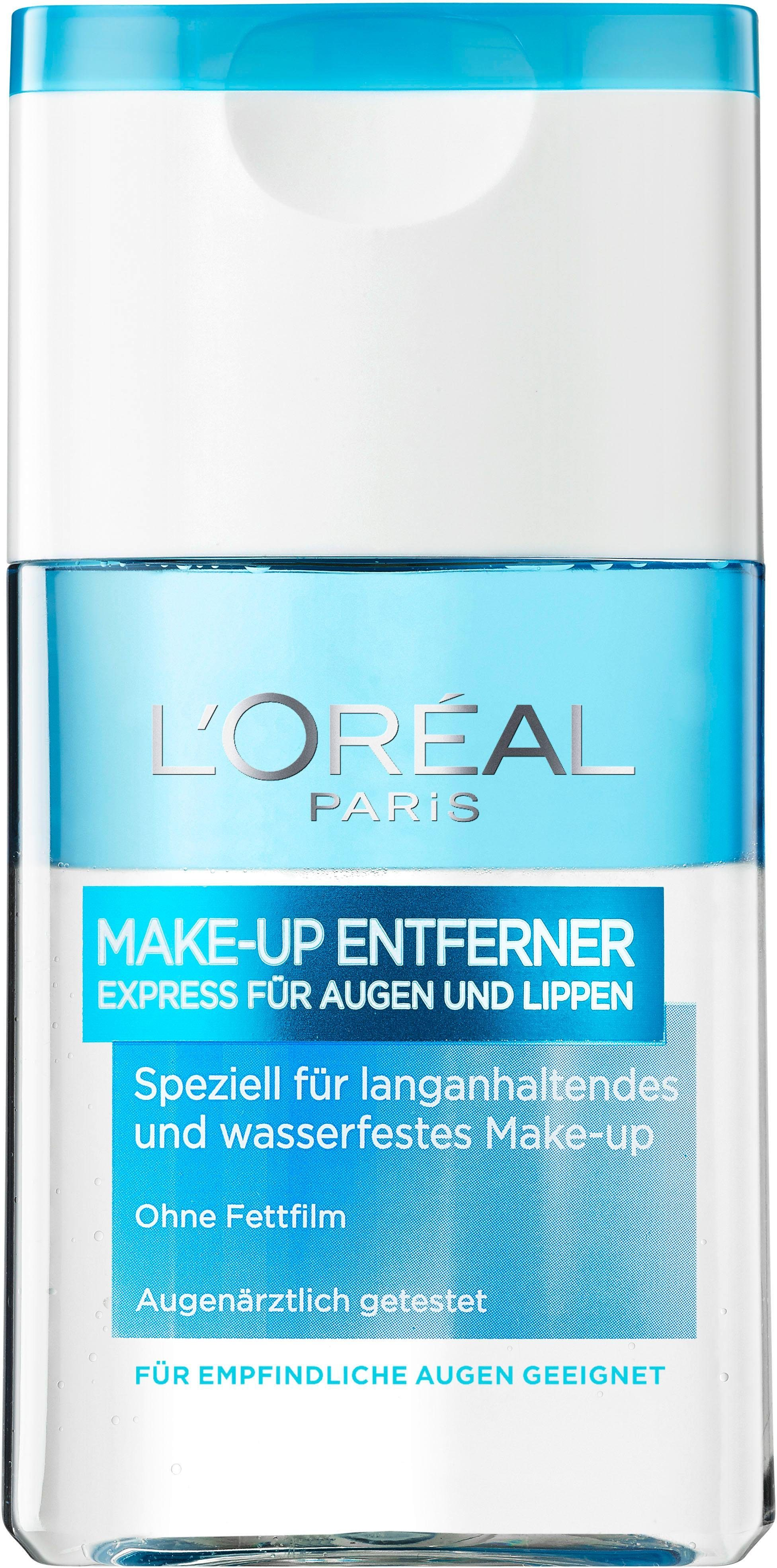 L'Oréal Paris, »Augen-Make-Up-Entferner Waterproof«, Augen-Make-up-Entferner