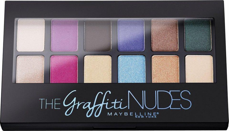 Maybelline NEW Graffiti Nudes Palette