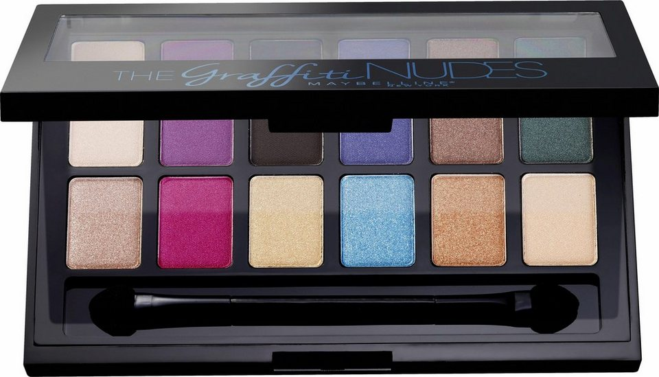 Maybelline New York, »The Graffiti Nudes Palette