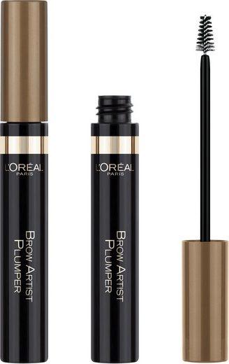 L'ORÉAL PARIS Augenbrauen-Kosmetika »Brow Artist Plumper«, Mini-Bürste