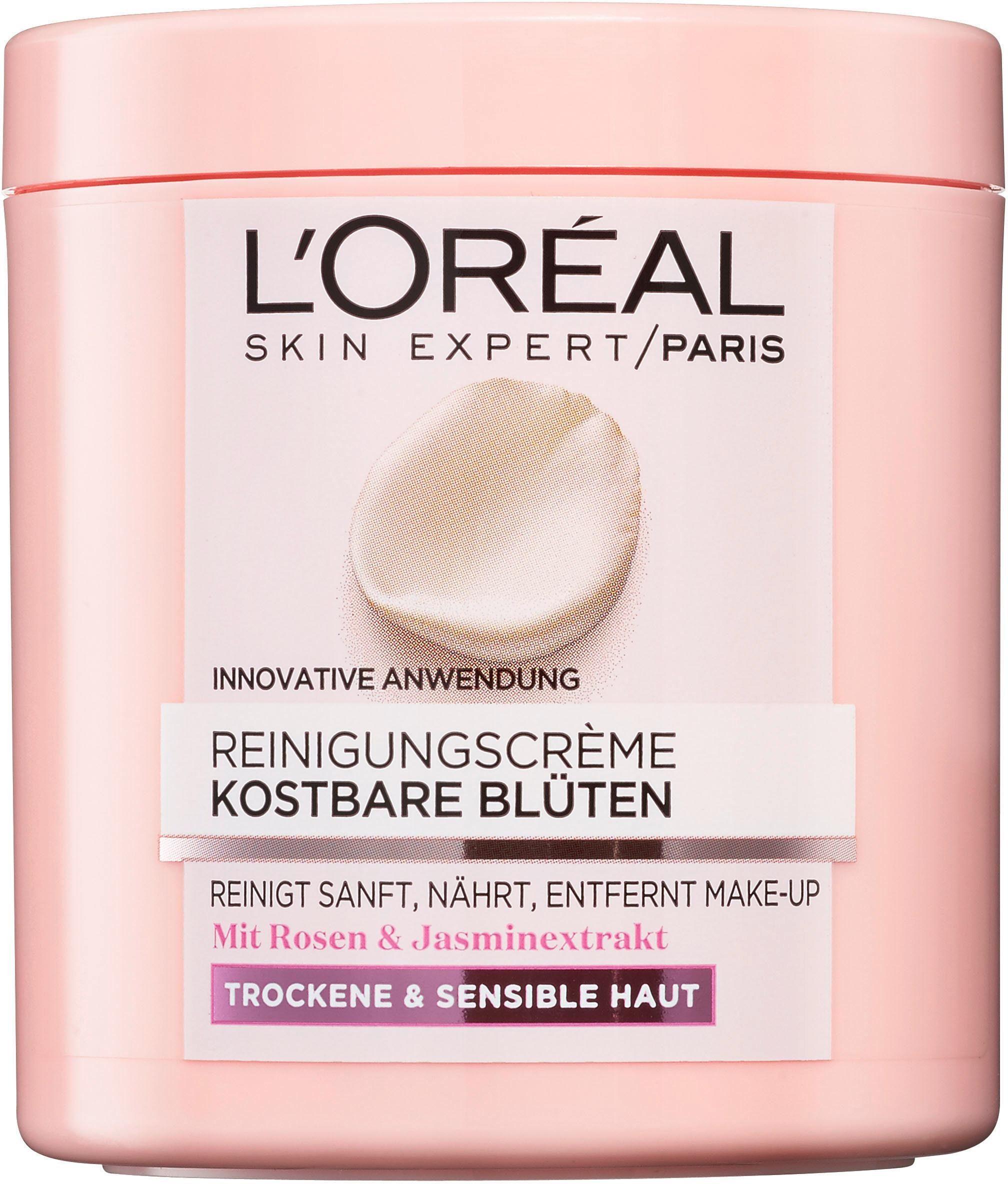 L'Oréal Paris, »Kostbare Blüten Reinigungscreme«, Gesichtsreinigung