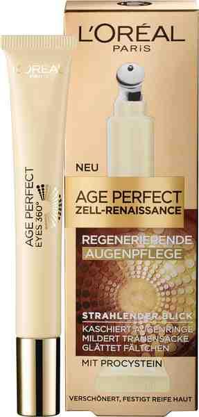L'Oréal Paris, »Age Perfect Zell Renaissance Auge«, Augenpflege