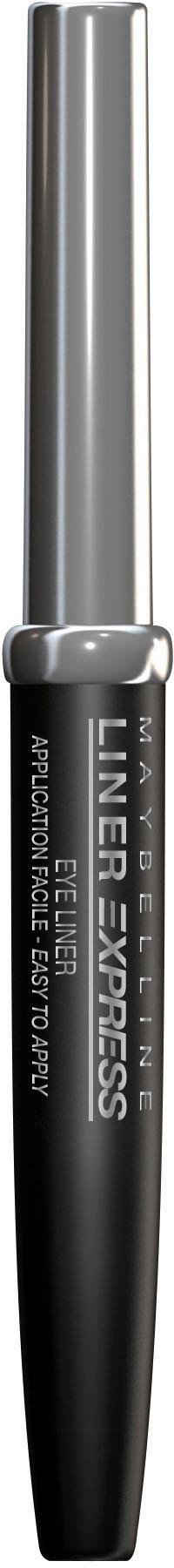 MAYBELLINE NEW YORK Eyeliner »Liner Express«, Feine Filzspitze