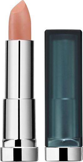 MAYBELLINE NEW YORK Lippenstift »Color Sensational Mattes Nudes«