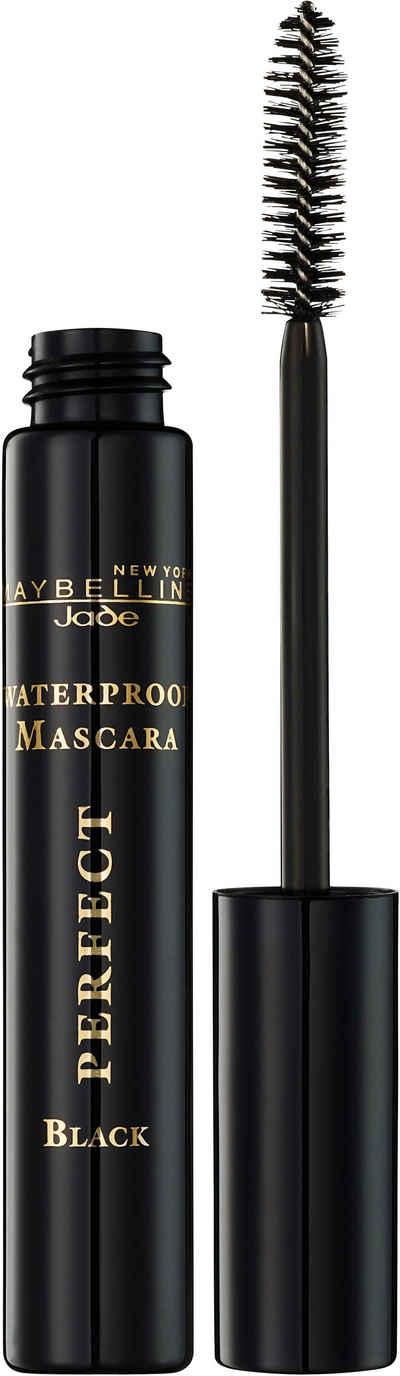 MAYBELLINE NEW YORK Mascara »Mascara Waterproof«, Mit pflegendem Protein