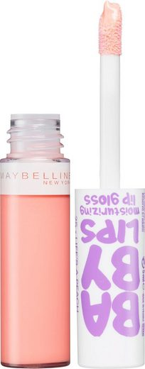 MAYBELLINE NEW YORK Lipgloss »Baby Lips Gloss«