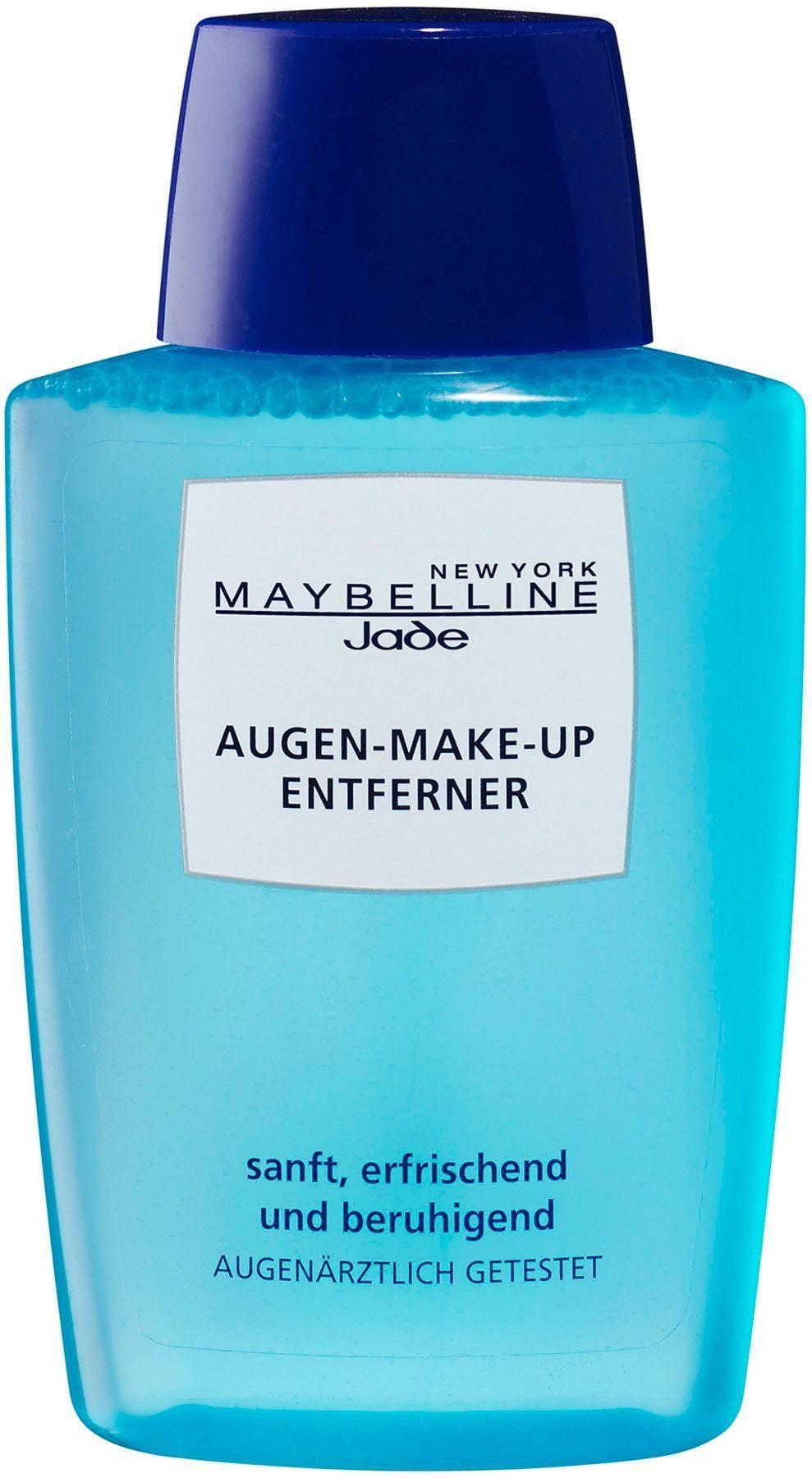 Maybelline New York, »Augen-Make-Up Entferner «, Augen-Make-Up-Entferner