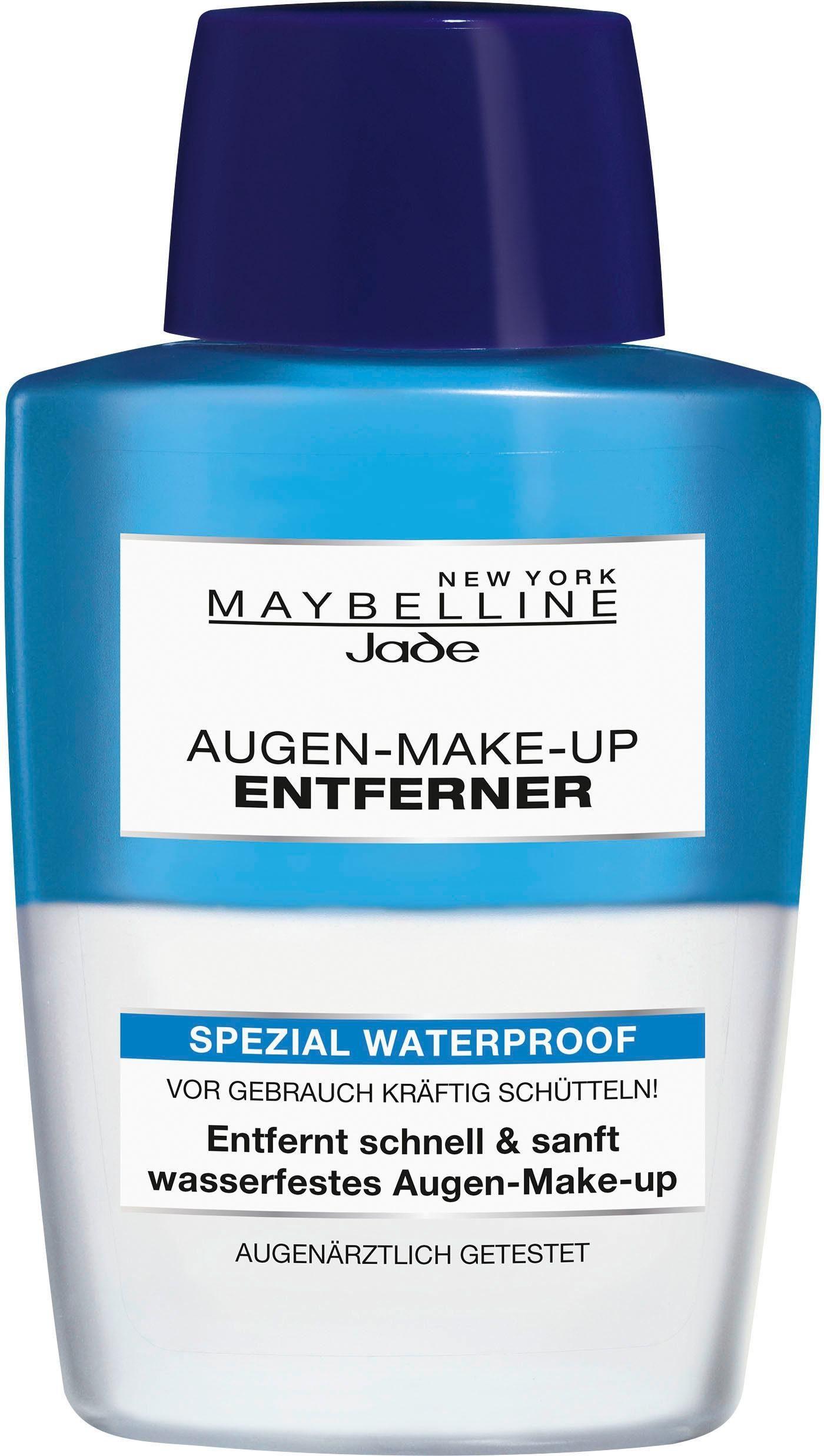 Maybelline New York, »Augen-Make-Up Entferner Waterproof«, Augen-Make-Up-Entferner