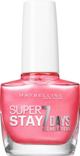 MAYBELLINE NEW YORK Nagellack »Superstay 7 Days«