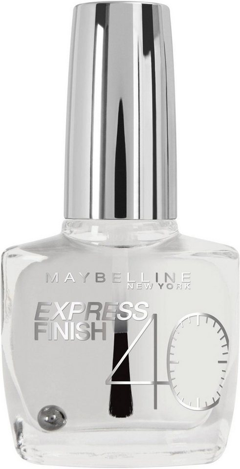 maybelline new york nagellack express finish shock. Black Bedroom Furniture Sets. Home Design Ideas