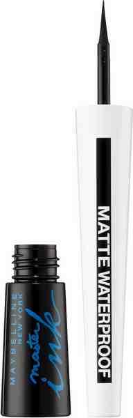 MAYBELLINE NEW YORK Eyeliner »Master Ink Matte Waterproof«, Flüssig-Eyeliner