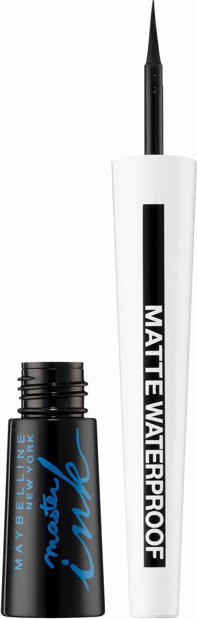 MAYBELLINE NEW YORK Eyeliner »Lasting Drama Matte Waterproof«, Flüssig-Eyeliner
