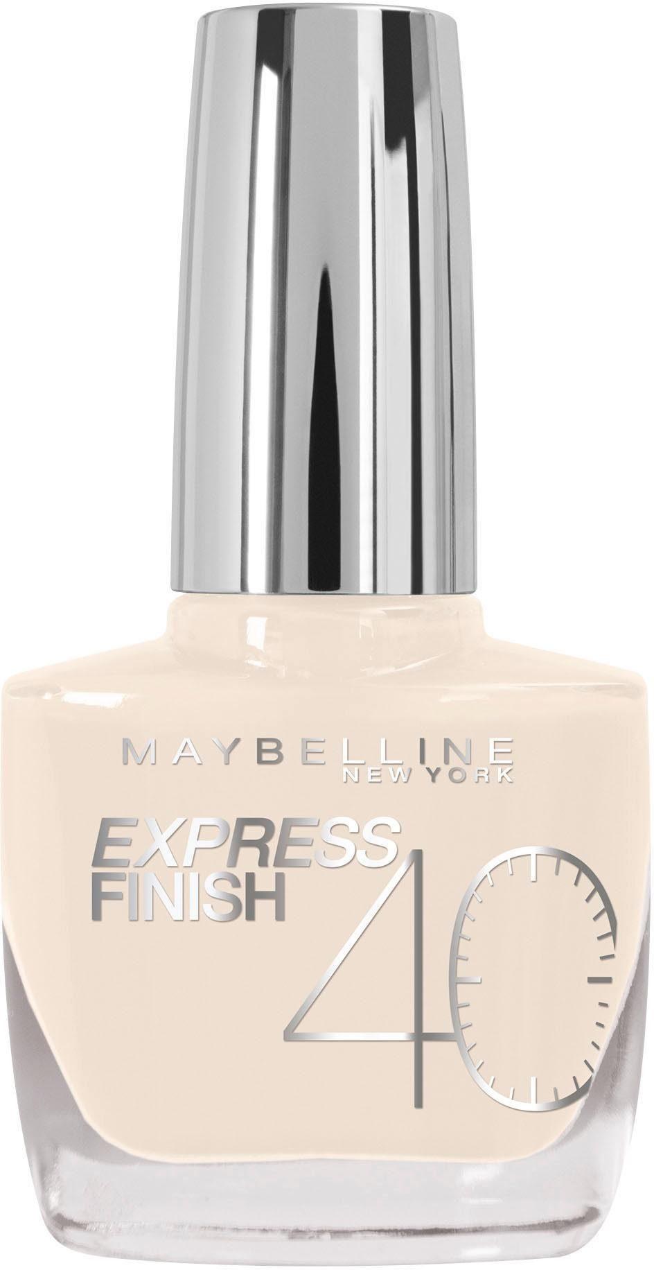 Maybelline New York, »Nagellack Express Finish Shock Control«, Nagellack