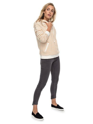 Roxy Hoodie Shoal Stripe