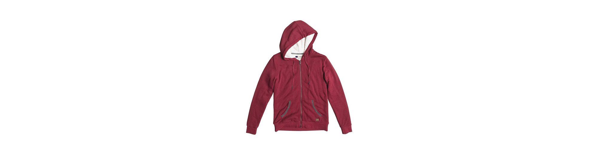 Eastbay Günstigen Preis Roxy Kapuzenpulli mit Reißverschluss Trippin Sherpa Verkauf Besuch Dw6JVGsZAq