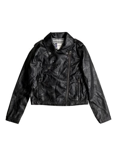 Roxy Kunstleder Bikerjacke Midnight Ride